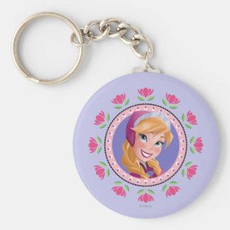 Anna | Princess Keychain