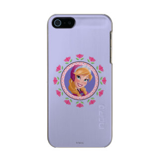 Anna | Princess Metallic iPhone SE/5/5s Case