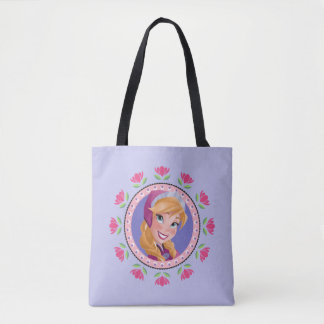Anna | Princess Tote Bag