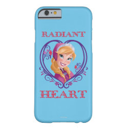Case-Mate Barely There iPhone 6 Case with Anna of Disney's Frozen: Radiant Heart design
