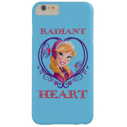Case-Mate Barely There iPhone 6 Plus Case with Anna of Disney's Frozen: Radiant Heart design