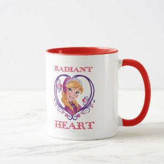 Anna | Radiant Heart Mug
