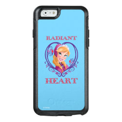 OtterBox Symmetry iPhone 6/6s Case with Anna of Disney's Frozen: Radiant Heart design