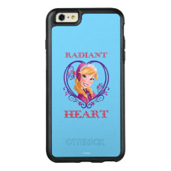 OtterBox Symmetry iPhone 6/6s Plus Case with Anna of Disney's Frozen: Radiant Heart design