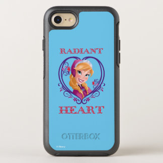 Anna | Radiant Heart OtterBox Symmetry iPhone 8/7 Case
