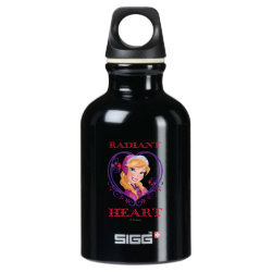 SIGG Traveller Water Bottle (0.6L) with Anna of Disney's Frozen: Radiant Heart design