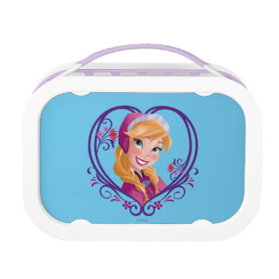 Anna, Radiant Heart Yubo Lunchboxes