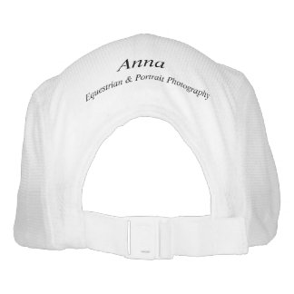 Anna - Raise the Standards hat
