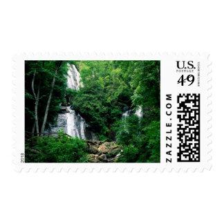 Anna Ruby Falls Stamp