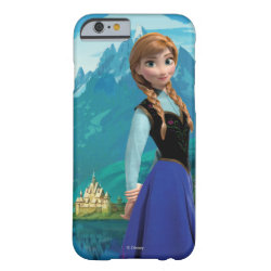 Disney's Frozen Anna Case-Mate Barely There iPhone 6 Case
