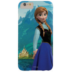 Disney's Frozen Anna Case-Mate Barely There iPhone 6 Plus Case