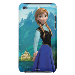 Case-Mate iPod Touch Barely There Case with Disney's Frozen Anna design