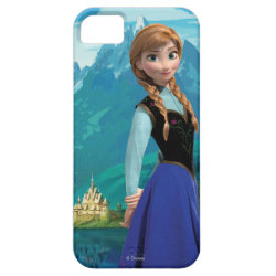 Case-Mate Vibe iPhone 5 Case with Disney's Frozen Anna design