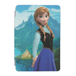 iPad mini Cover with Disney's Frozen Anna design