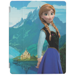 iPad 2/3/4 Cover with Disney's Frozen Anna design