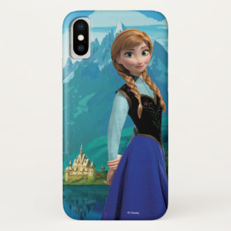 Anna | Standing iPhone X Case