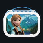 """Anna   Standing Lunch Box<br><div class=""""desc"""">Frozen - Anna</div>"""