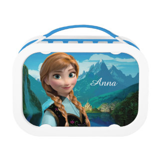 Anna | Standing Lunch Box at Zazzle