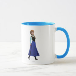 Combo Mug with Disney's Frozen Anna design