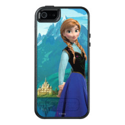 Disney's Frozen Anna OtterBox Symmetry iPhone SE/5/5s Case