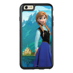 OtterBox Symmetry iPhone 6/6s Plus Case with Disney's Frozen Anna design