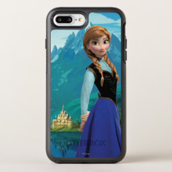 OtterBox Apple iPhone 7 Plus Symmetry Case with Disney's Frozen Anna design