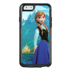 OtterBox Symmetry iPhone 6/6s Case with Disney's Frozen Anna design