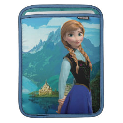 iPad Sleeve with Disney's Frozen Anna design