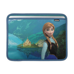 Disney's Frozen Anna Macbook Air Sleeve