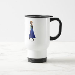Travel / Commuter Mug with Disney's Frozen Anna design