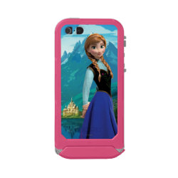 Disney's Frozen Anna Incipio Feather Shine iPhone 5/5s Case