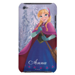 Case-Mate iPod Touch Barely There Case with Anna's Frozen Adventure design