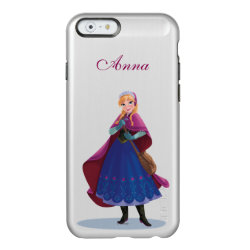 Incipio Feather® Shine iPhone 6 Case with Anna's Frozen Adventure design