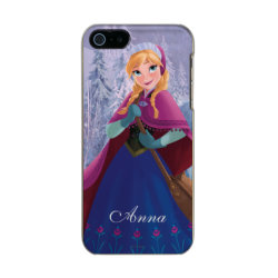 Incipio Feather Shine iPhone 5/5s Case with Anna's Frozen Adventure design