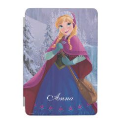 iPad mini Cover with Anna's Frozen Adventure design