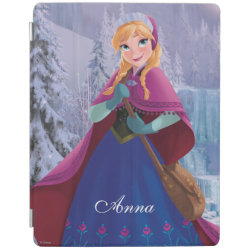 iPad 2/3/4 Cover with Anna's Frozen Adventure design