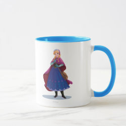 Combo Mug with Anna's Frozen Adventure design
