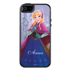OtterBox Symmetry iPhone SE/5/5s Case with Anna's Frozen Adventure design