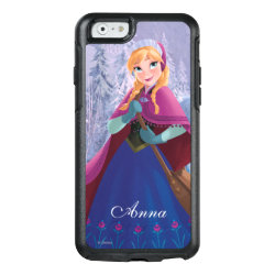 OtterBox Symmetry iPhone 6/6s Case with Anna's Frozen Adventure design
