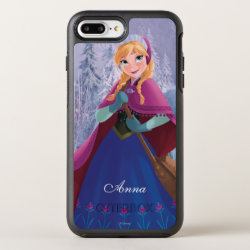 OtterBox Apple iPhone 7 Plus Symmetry Case with Anna's Frozen Adventure design