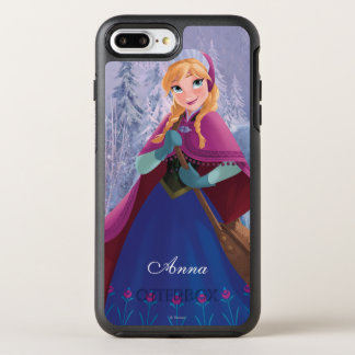 Anna | Standing with Winter Dress OtterBox Symmetry iPhone 8 Plus/7 Plus Case