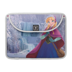 Macbook Pro 13' Flap Sleeve with Anna's Frozen Adventure design