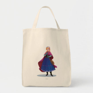 Anna | Standing with Winter Dress Tote Bag