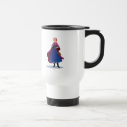 Travel / Commuter Mug with Anna's Frozen Adventure design