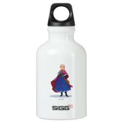 SIGG Traveller Water Bottle (0.6L) with Anna's Frozen Adventure design