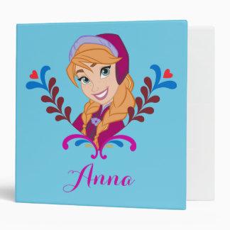 Anna | Strong Heart Binder
