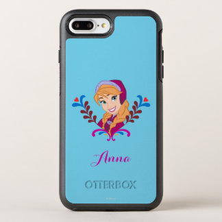 Anna | Strong Heart OtterBox Symmetry iPhone 8 Plus/7 Plus Case
