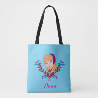 Anna | Strong Heart Tote Bag
