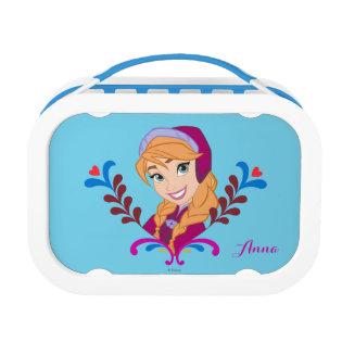 Anna - Strong Heart Yubo Lunchbox