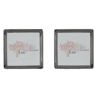 Annabel Lee Gemelos Metalizados